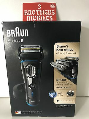 [Au Stock] Brand New Braun Series 9 Wet/dry Electric Shaver+ Gst Tax Inv