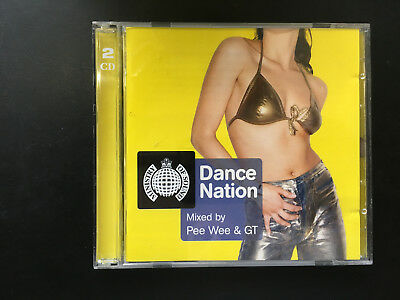 Dance Nation 2001 by Various Artists (CD, May-2001, Ministry of Sound) Oz Seller