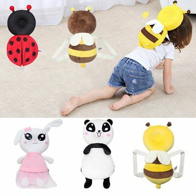 Baby Head Protection Pad Toddler Headrest Pillow Drop Resistance Cushion