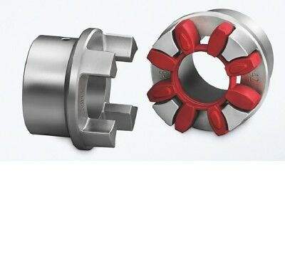 ROTEX FLENDER curved Jaw coupling