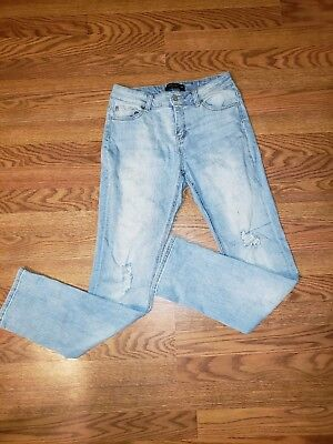 Girl's Comfy Jeans CELEBRITY PINK GIRLS Light Wash Ripped Jeans Girls Size 16