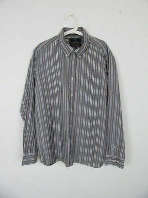 Shirt striped Marks & Spencer for men in very good condition, size XL