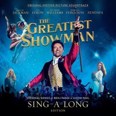 O.s.t.: Greatest Showman (Cd)