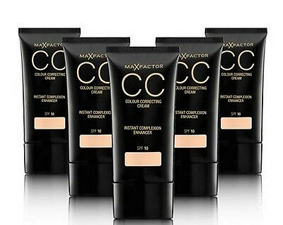Max Factor CC  Colour  Cream  Foundation  30ml Various shade