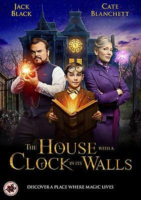 The House with a Clock in its Walls (DVD) Jack Black, Cate Blanchett