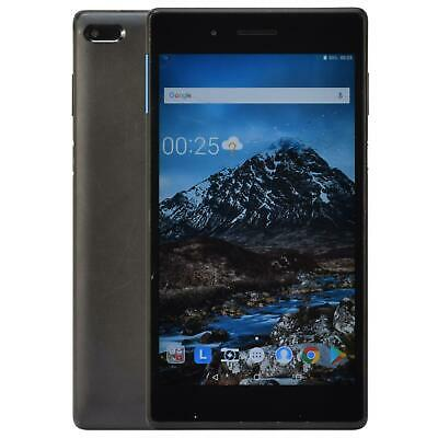 """Lenovo Tab 4 Essential 7"""" 16GB WiFi Compact Android Tablet Black"""