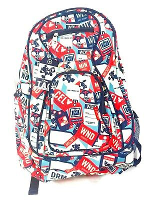 2018 Disney Parks TAG Collection Mickey Mouse new Travel Backpack Luggage Bag