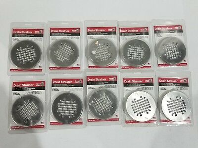 Sioux Chief Replacement Shower Drain Strainer (LOT of 10) 827-2SNPK1
