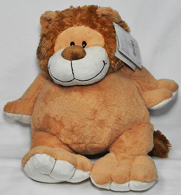 EB Embroider Lion 16 Inch Embroidery Stuffed Animal
