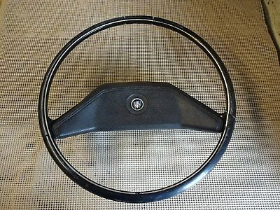 1969 1970 Buick Riviera GS Electra Wildcat Estate Wagon Black Steering Wheel #2