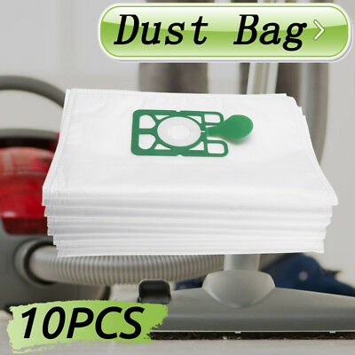 10x Vacuum Cleaner Filter Bags Dust Replace For Numatic Henry Hoover Hetty James