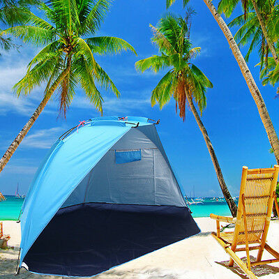 Portable Beach Canopy Sun Shade Shelter Outdoor Camping Fishing Tent Hot S2N6