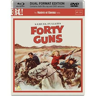 Forty Guns (1957) [Masters of Cinema] Dual Format (Blu-ray & DVD) Blu-ray
