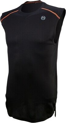 MOOSE RACING Mens OFFROAD/MX/ATV XC1 Base Sleeveless Jersey Black Sm