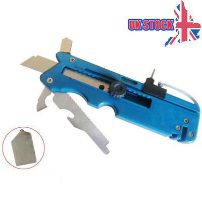 Glass Tile Cutter Blade Sharpener Multi-function Cutter for Tile Plastic Tool UK
