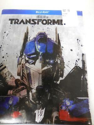 TRANSFORMERS Blu Ray Disc with Sleeve SEALED Disc