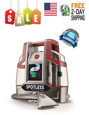 Cleaner Carpet Portable Spotclean Washer Deluxe Scrubber Upholstery Spotless Pet