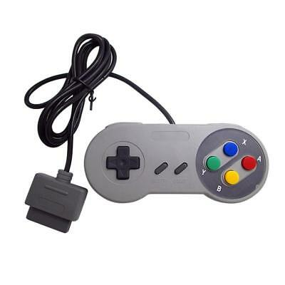 16 Bit Game Controller ABS Gamepad for Super Nintend SNES System Console Control
