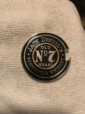Jack Daniels 2018 Old #7 German Worry Coin