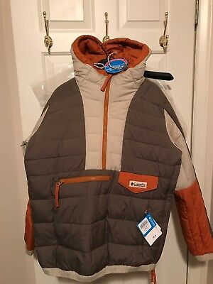 NWT, Men's Columbia Norwester Jacket  / Anorak, Size: S MSRP:  $150