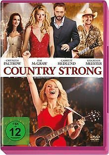 Country Strong by Feste, Shana | DVD | condition very good