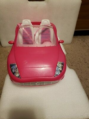 Mattel BARBIE Pink Chevy Convertible Glam Drop Top 2 Seater Great Condition Rare