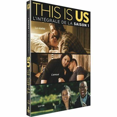 DVD This Is Us - Saison 1 - Milo Ventimiglia,Mandy Moore,John Requa,Glenn Ficarr