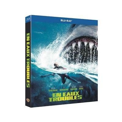 DVD En eaux troubles - the meg - Jason Statham, Li Bingbing, Rainn Wilson, Cliff