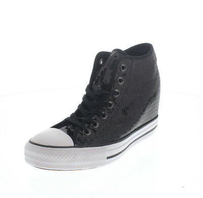 converse mid lux donna