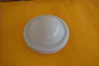 nos Vintage BEDFORD  CA Wingard interior courtesy lens Free Shipping see listing