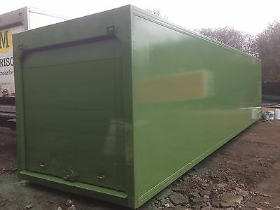 insulated storage containers (better than steel) Secure, Strong, No Condensation