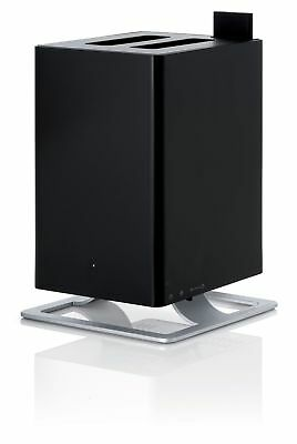 Modern Apartment Humidifier Anton in Black with Various Levels