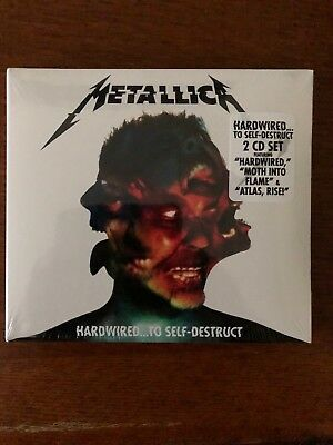Metallica - Hardwired...To Self-Destruct [Sealed] 2CDs