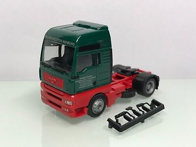 Herpa Hoyer Group Iveco Stralis XP SZM 2-achs ohne OVP