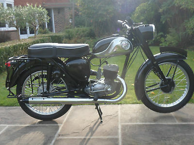BSA Bantam D13 - RARE  with Matching Chassis & Engine Numbers