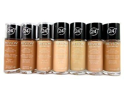 Revlon Colorstay 24hr Foundation Makeup 30ml  No Pump