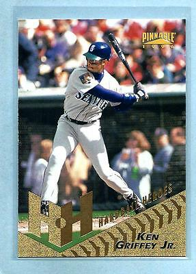 "KEN GRIFFEY JR. - 1996 Pinnacle ""Hardball Heroes"" #255- MINT - Combined Shipping"