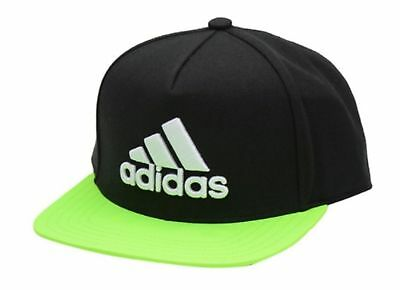 Adidas Originals Mens X Flat Cap Sports Peak Baseball Hat Snapback Tennis Golf
