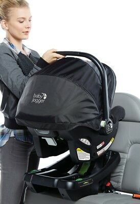 Baby Jogger City Go Infant Car Seat with Base with Travel System Attachments