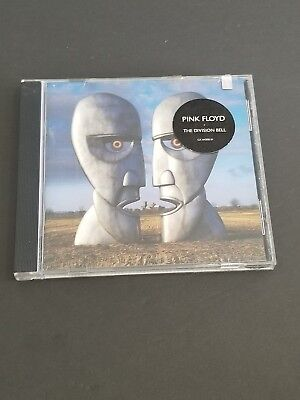 Pink Floyd - THE DIVISION BELL - 1994 ROCK CD EXCELLENT CONDITION