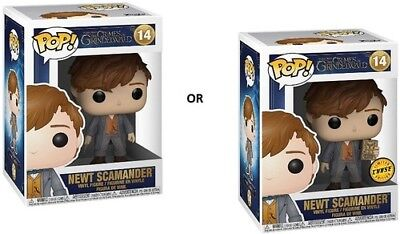 Fantastic Beasts 2 - Newt - Funko Pop! Movie: (2018, Toy NUEVO)