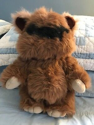 "Vintage Kenner 1983 15"" WICKET THE EWOK Plush Star Wars Return of the Jedi"