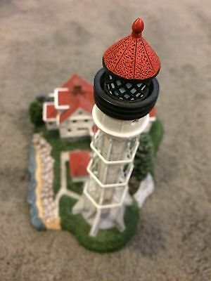 """Harbour Lights """" 217 Sturgeon Bay Canal Wisconsin"""" Lighthouse NICE USED"""