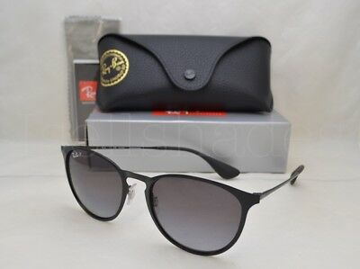 95c85b83cb RAY-BAN RB3539 ERIKA Metal Polarized Round Sunglasses