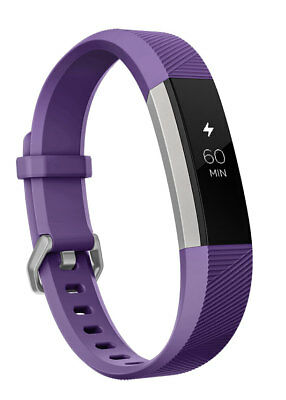 Fitbit- FB411SRPM - Ace    Activity Tracker For Kids 8+ Power Purple/Stainles...