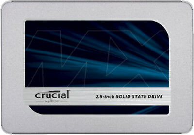 "Crucial MX500 internal solid state drive 2.5"" 250 GB Serial ATA II"