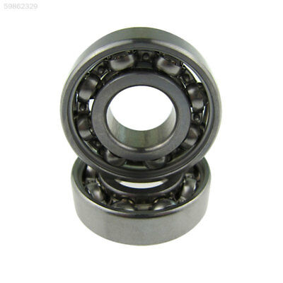 B9D2 10PCS 6001 2RS 12X28X8 VV Rubber Seals Deep Grooved Radial Ball Bearings Be