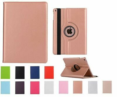 360 Rotate Leather Case Cover For Apple iPad 2 3 4 5 6 9.7 Air 1 2 Mini Pro AU