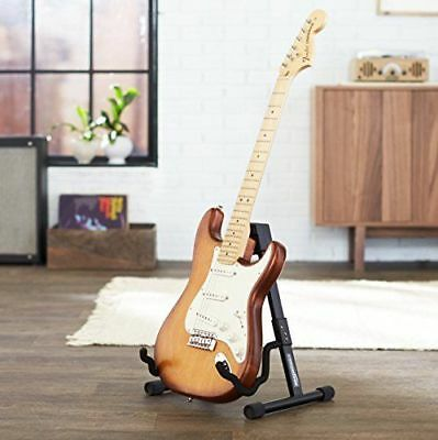 AmazonBasics Guitar Folding A Frame Stand for Acoustic and Electric Guitars