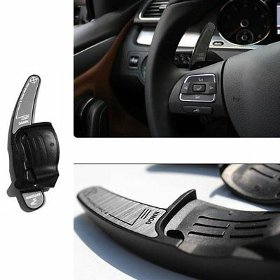 Steering Wheel Gear Shift Paddle Gear Shift Extensions Car Accessories For VW